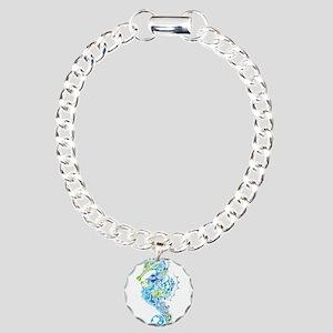 Fancy Seahorse Bracelet