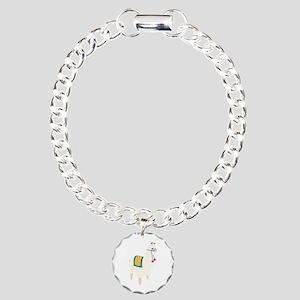 Alpaca Animal Bracelet