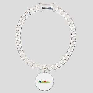 Bocce Ball Game Bracelet