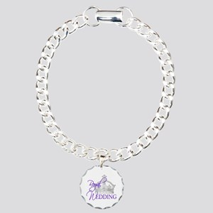Royal Wedding London England Charm Bracelet, One C