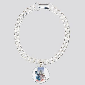 Never Forget: Charm Bracelet, One Charm
