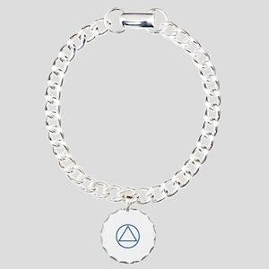 ALCOHOLICS ANONYMOUS Bracelet