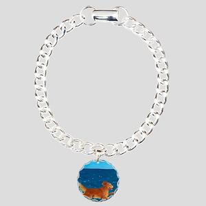 LEAP custom Charm Bracelet, One Charm