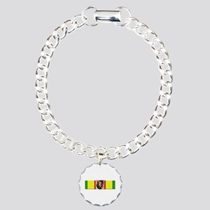 Ribbon - VN - VCM - 5th Charm Bracelet, One Charm