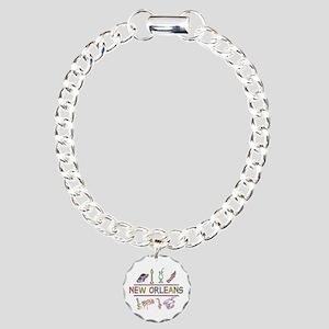 New OrleansThe Big Easy Charm Bracelet, One Charm