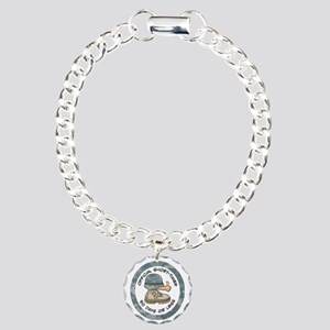 Short-Timer Medium Charm Bracelet, One Charm