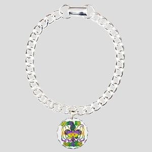 throwMEsomeNoFTrs Charm Bracelet, One Charm