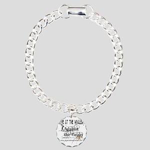 somebodylikeus_t-shirt.g Charm Bracelet, One Charm