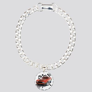 73stang Charm Bracelet, One Charm