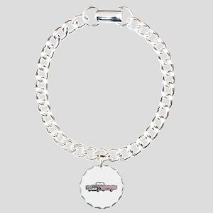 1958 Thunderbird Charm Bracelet, One Charm