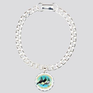 WinningIsntEverything5 Charm Bracelet, One Charm