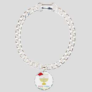 Chrismukkuh Charm Bracelet, One Charm