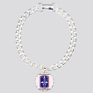 HHC172IB Charm Bracelet, One Charm