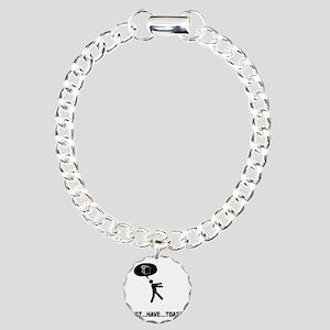French-Toast-A Charm Bracelet, One Charm