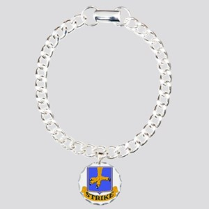 2ND BCT-101ST AB DIV Charm Bracelet, One Charm
