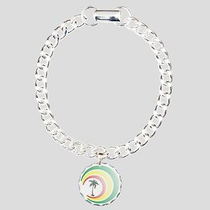 palmera. Charm Bracelet, One Charm