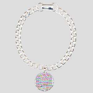 Seinfeld V2 Charm Bracelet, One Charm