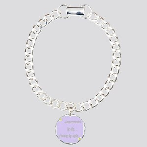 Acupuncturist by day Mom Charm Bracelet, One Charm