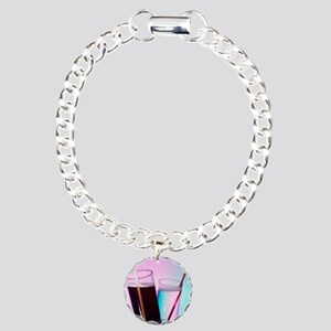 Fizzy drinks Charm Bracelet, One Charm