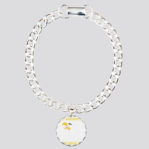Army-101st-Airborne-Div Charm Bracelet, One Charm