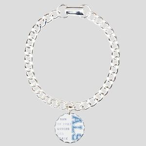 alsback Charm Bracelet, One Charm