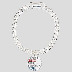 Isurvived Charm Bracelet, One Charm