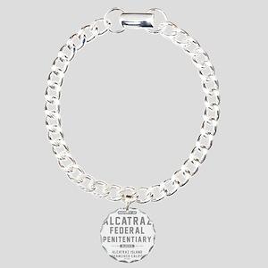 ALCATRAZ_gcp Charm Bracelet, One Charm