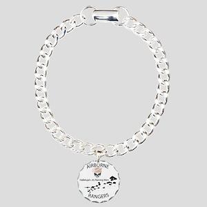 airborne ranger Charm Bracelet, One Charm