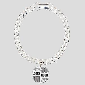Funny 30th Birthday (Dam Charm Bracelet, One Charm