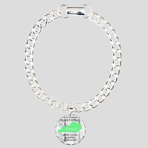 Kentucky Charm Bracelet, One Charm