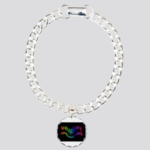Life Without Music Would Charm Bracelet, One Charm