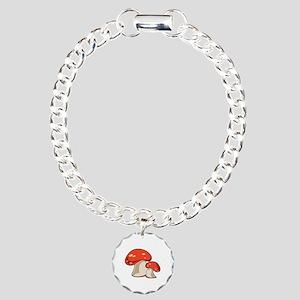 Mushrooms Bracelet