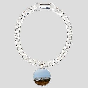 cafemendo Charm Bracelet, One Charm
