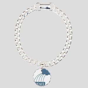 ScienceIsAwesome_dark Charm Bracelet, One Charm