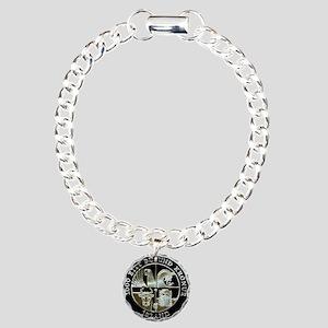 Icelandic Leif Ericson 1 Charm Bracelet, One Charm