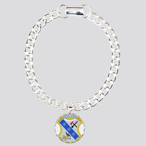 8TH IN RGT Charm Bracelet, One Charm