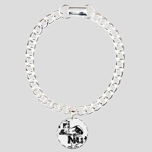 TriNut Charm Bracelet, One Charm