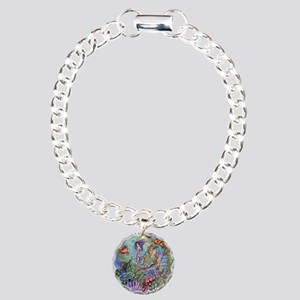Mermaid Shower! Charm Bracelet, One Charm