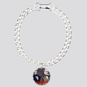 ART LINCOLN DOUGLASS III Charm Bracelet, One Charm