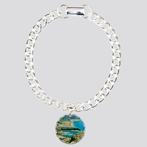 Lagoa do Fogo Charm Bracelet, One Charm