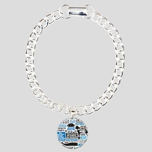 nothing Charm Bracelet, One Charm