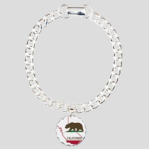CALI STATE w BEAR Bracelet
