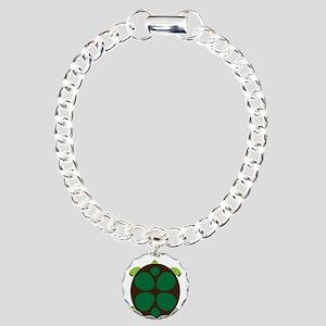 turtle Charm Bracelet, One Charm