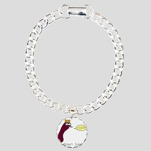 tb2.png Charm Bracelet, One Charm