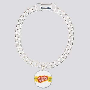 Dilly Soda 4 Charm Bracelet, One Charm