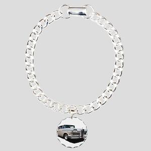 1958 Ford Edsel Charm Bracelet, One Charm