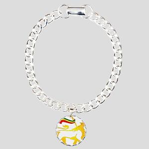 KING OF KINGZ LION Charm Bracelet, One Charm
