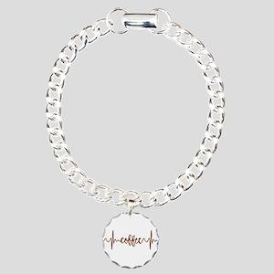 COFFEE HEARTBEAT Bracelet