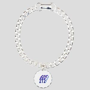 605/2t2 cube Bracelet