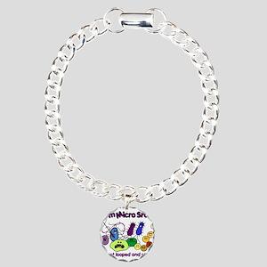 bacterialove Charm Bracelet, One Charm